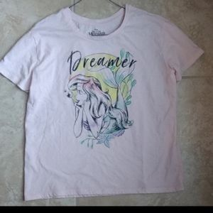 Little mermaid T-shirt
